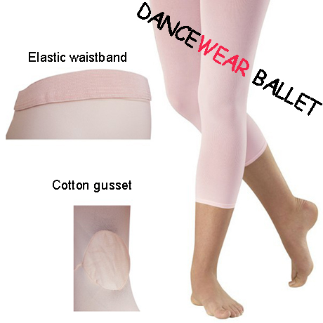 Footless Leggings Pantyhose Dancewear Ballet Tights