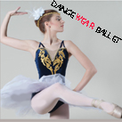 V-neck Performance Dance Classic Ballet Tutu Ballet Costume