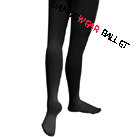 Special Dance Men Footed Tights