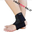 Ankle Protector With Velcro
