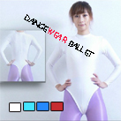 Basic Long Sleeve Gymnastic Leotard