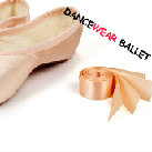 Dancewear Ballet Pointe Shoe Ribbons